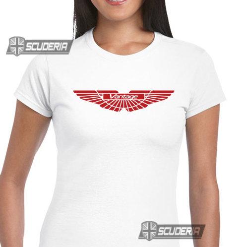 Ladies Fit Tee shirt -VANTAGE