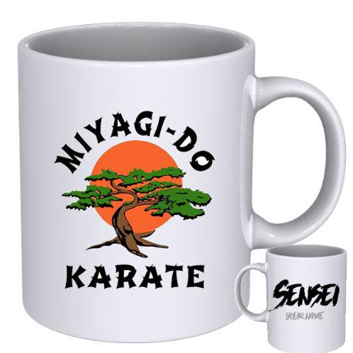 MIYAGI DO mug