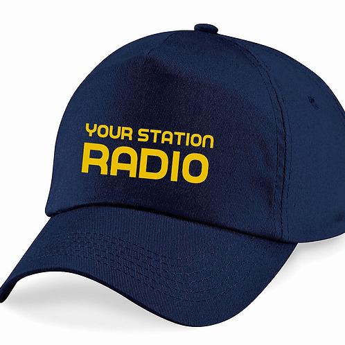 Your radio station cap