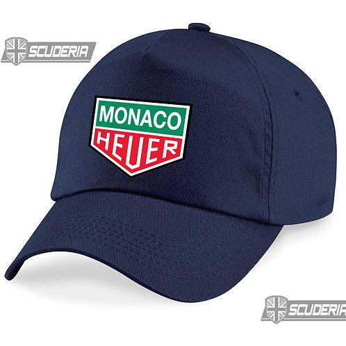 MONACO HEUER  Cap