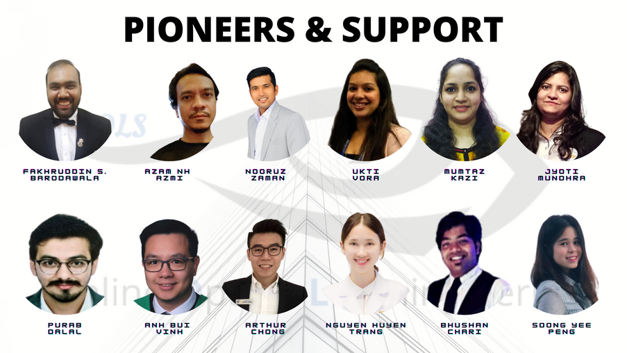Pioneers and Support