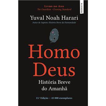 Homo Deus. História Breve do Amanhã