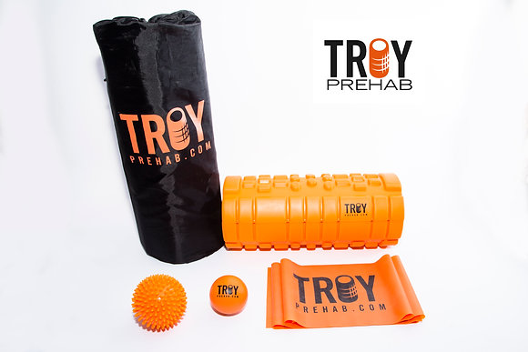 x10 Troy Prehab Packs, FREE Travel Bag