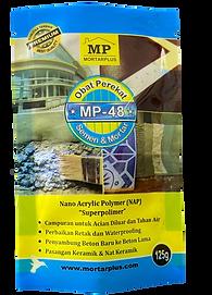 MP-48 Obat Perekat untuk bonding lebih kuat dan tahan air.