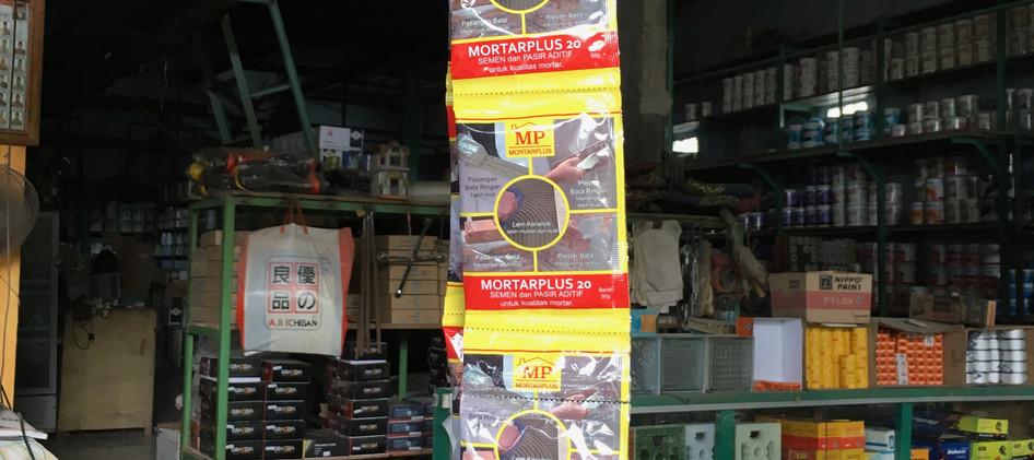 MP-20 Display Di Toko