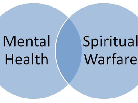 Discerning Between Spiritual Warfare and Mental Health