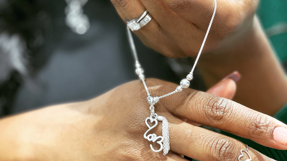 MINIMAL LOVE - Bracelet
