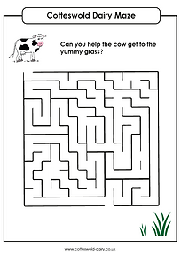 COTTESWOLD DAIRY Maze