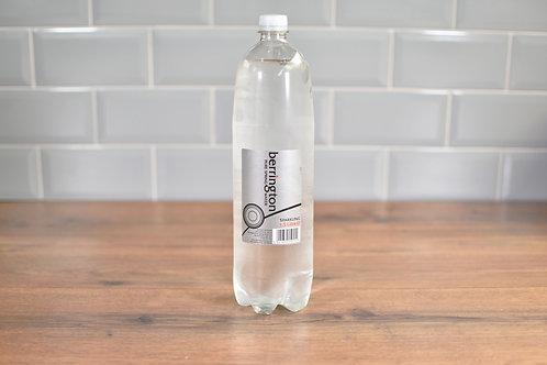 BERRINGTON PURE SPRING WATER SPARKLING 1.5 LITRES