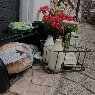 Cotteswold Dairy Doorstep Delivery