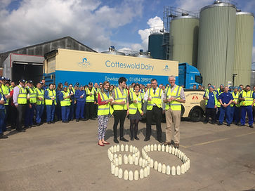 Cotteswold Dairy 80th Anniversary