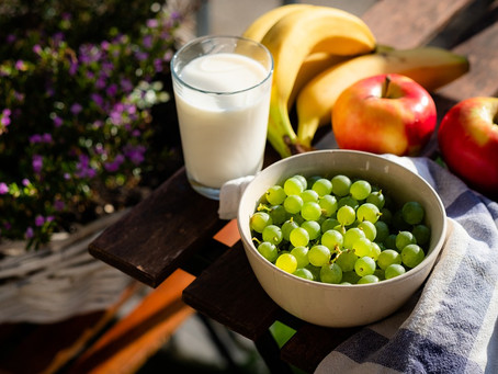 The importance of dairy in a healthy diet.