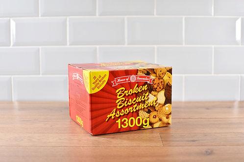 ASSORTED BROKEN BISCUITS 1.3kg