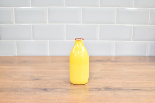 ORANGE JUICE 1 PINT (589ml) GLASS