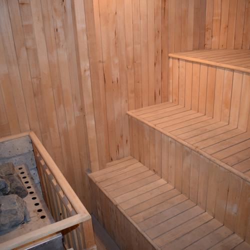 Sauna ;D