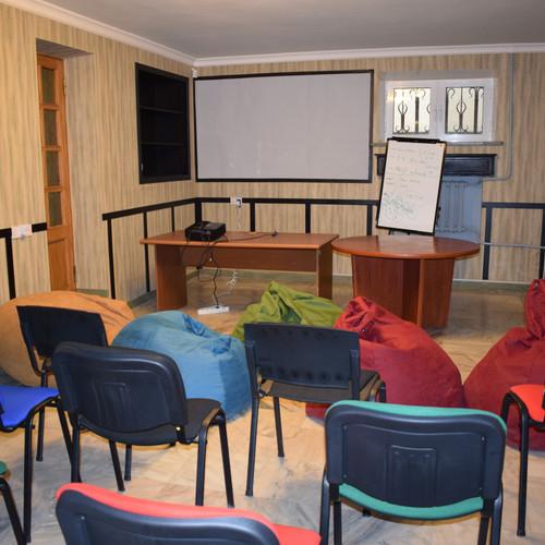 Cybersecurity room