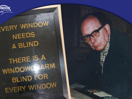 Every window needs a blind!