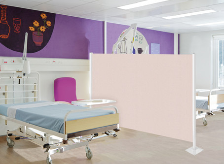 NEW PRODUCT LAUNCH!  Freestanding Bed Divider System