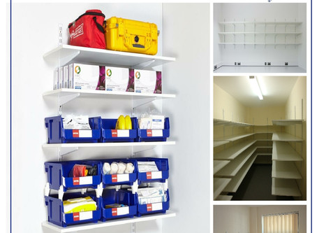 Featured Product: Spur Shelving