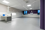 Jarvale new wards at Northern General Ho