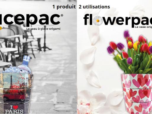 On a participé au lancement public du produit ICEPAC !