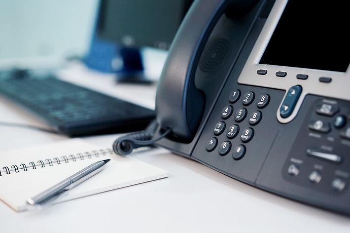 close-up-telephone-landline-office-conce