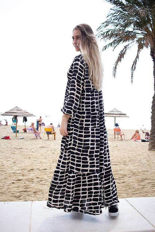 Robe longue Nausica