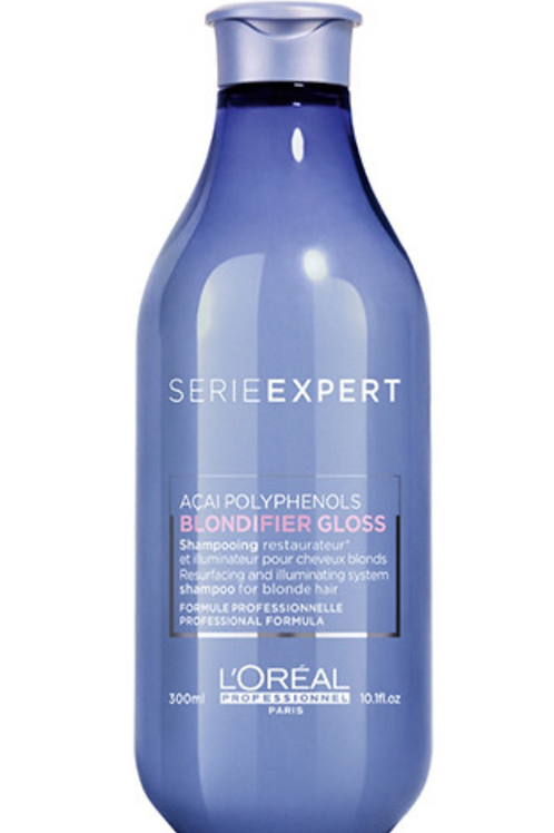 Shampooing Gloss Blondifier L'Oréal Expert 300 ml