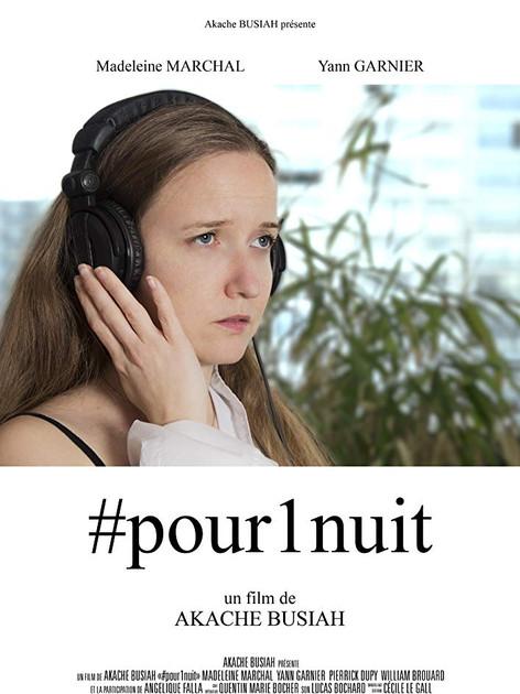 Affiche #pour1nuit