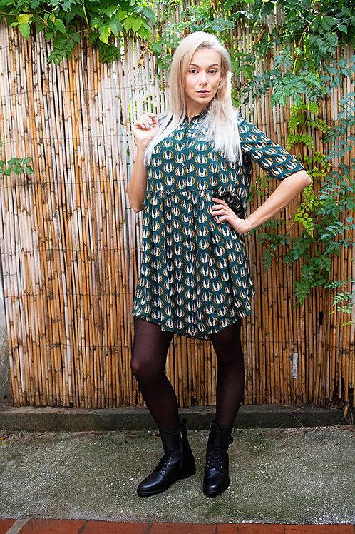 Robe courte Iva It Hippie