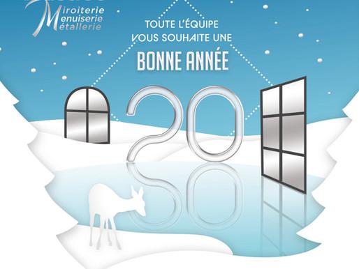 Joyeux Noël et une Bonne Année 2020 !!!