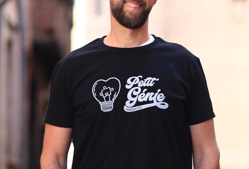 "T-shirt ""Petit Génie"""