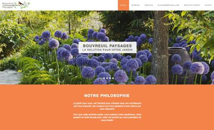 Bouvreuil Paysages