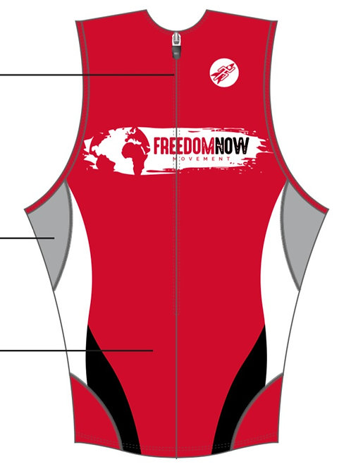 2 piece Triathalon armor