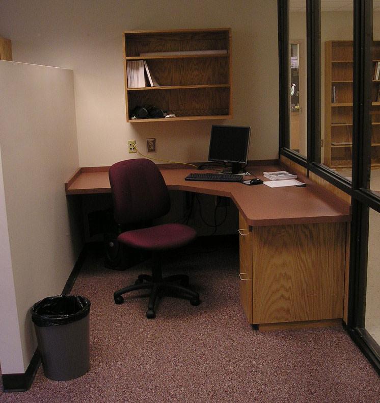 More Postdoc/Graduate Student Offices