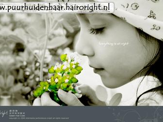 www.puurhuidenhaar.hairoright.nl