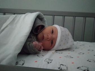 Rosalyn is geboren!