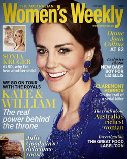 WOMEN'S WEEKLY MAY 2016