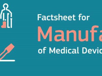 Get Ready EU MDR:  Factsheet & Step By Step Guide for Manufacturers of Medical Devices, FAQ