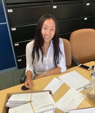 Hero Spotlight: Audrey Kang, Volunteer Extraordinaire