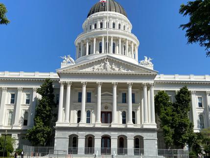California Recognizes CACs in Law!