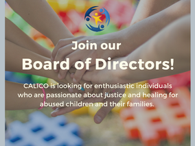 Be part of our team - Join our Board of Directors!