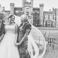 Mr and Mrs Davies @Hensol Castle