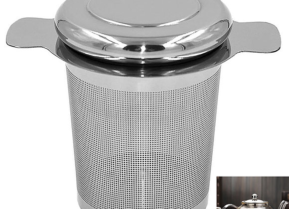 Stainless Steel Tea Infuser With Lid