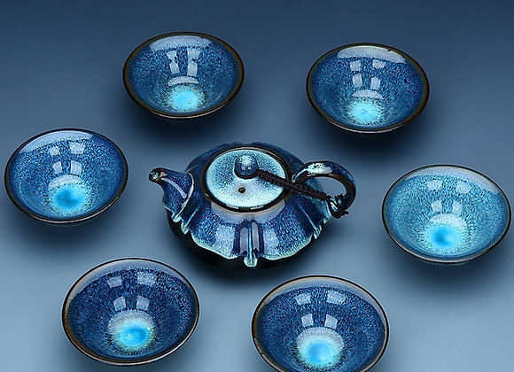 7pcs/Set Chinese Tea Set