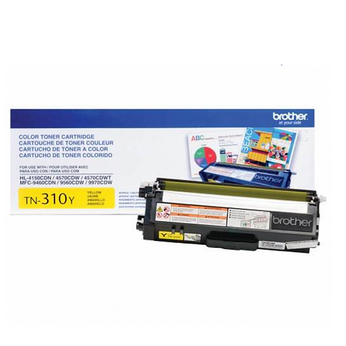 TONER BROTHER TN310-Y AMARILLO