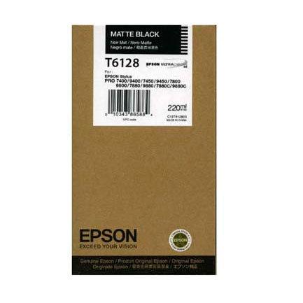 TINTA EPSON NEGRO MATE 7450 T612800