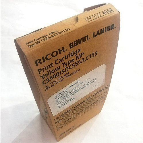 TONER RICOH 5560 YELLOW 888369 841334