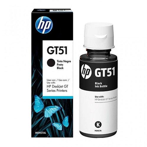BOTELLA TINTA HP GT51 NEGRO DESKJET GT5820