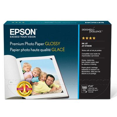 PAPEL PREMIUN GLOSSY EPSON S041727